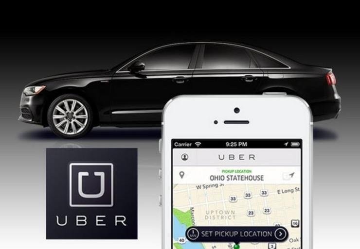 Как заработать в такси Uber