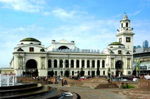 Такси на Киевский вокзал