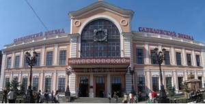 Такси на Савеловский вокзал