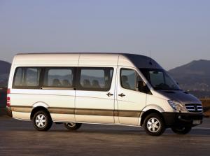 """Микроавтобусы и автобусы """"МосПрофТакси"""""""