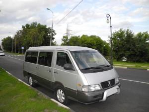 Микроавтобус Мерседес - 14 мест